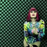 "Rainbow Bright: Jessie J // ""Domino"" Video"