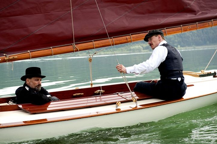 The Dicks: Bromances & Mantagonists Of 2011 – . . . real ... A Dangerous Method Boat