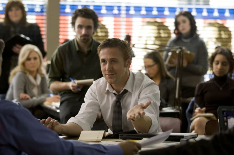 Gosling, Pitt and more confirmed for Big Short and first