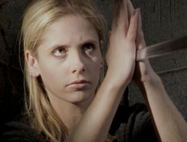 buffy angel becoming sword
