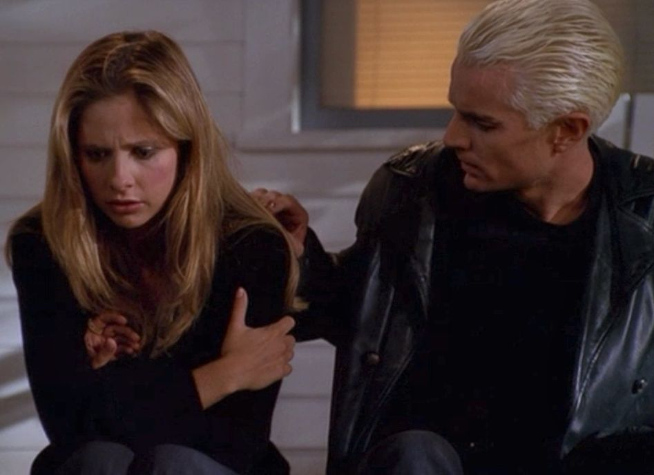 buffy spike fool for love james marsters sarah michelle gellar