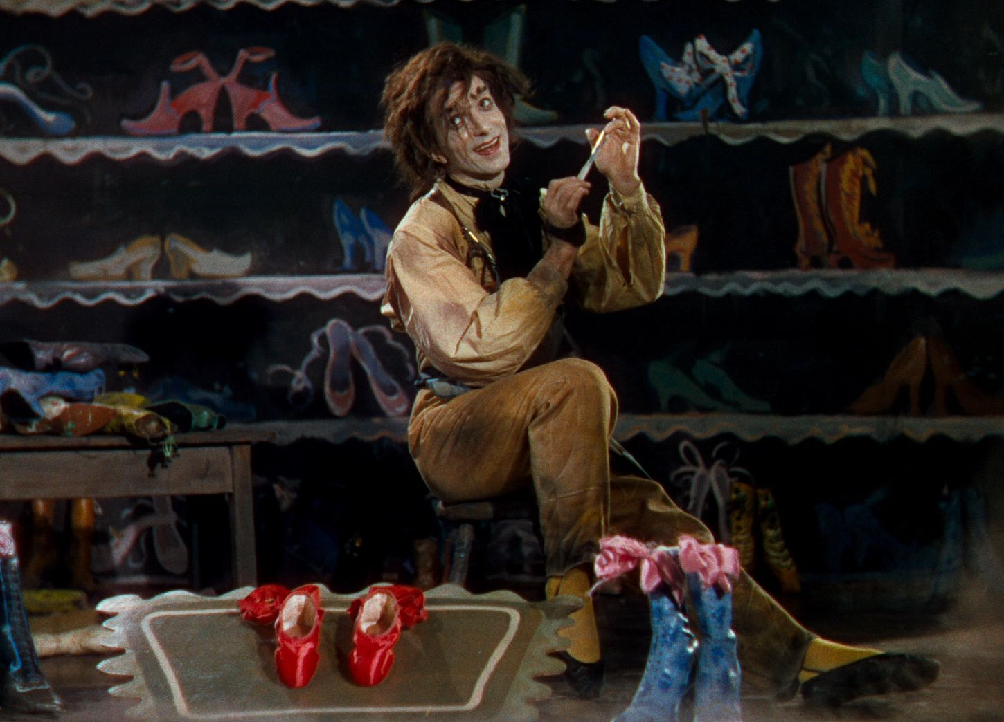 Shoemaker Red Shoes Movie