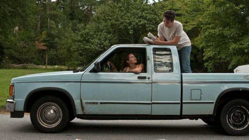The Spectacular Now - Shailene Woodley, Miles Teller