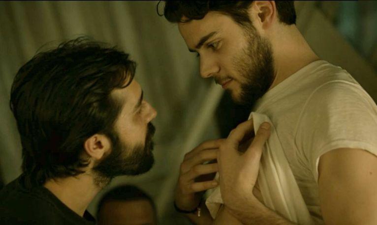looking-threeway-shirtless-hbo-sex-scene-augustin-frank-o-t-fagbenle-frankie-j-alvarez