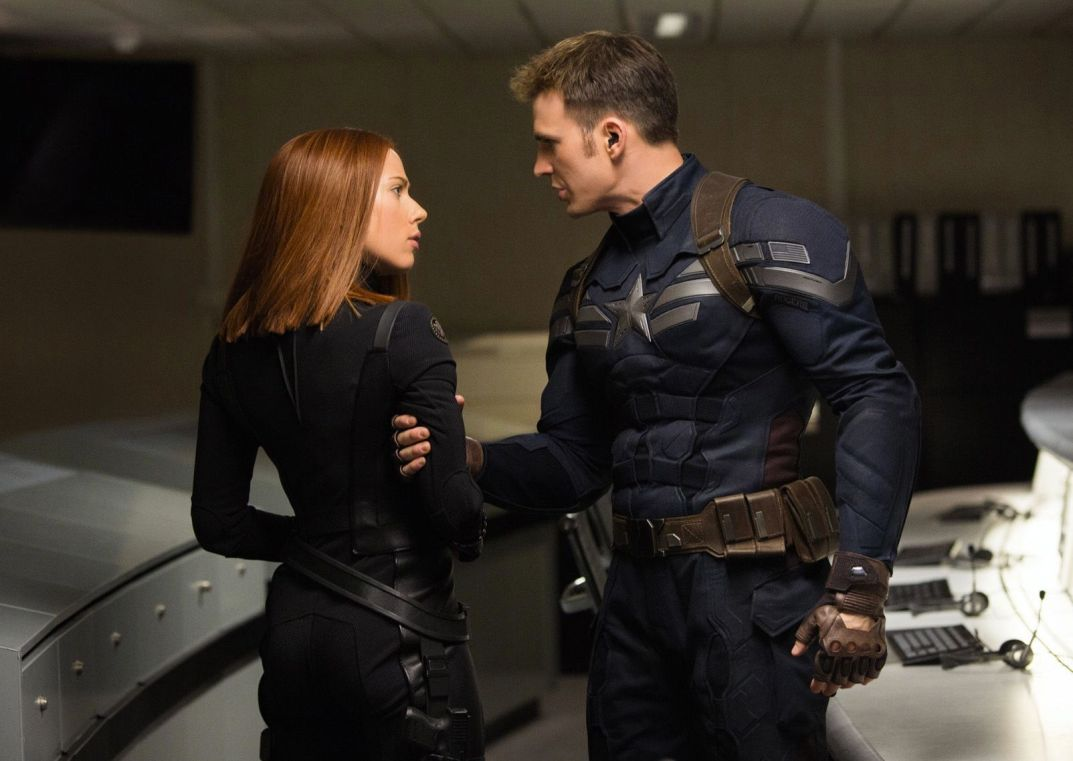 Captain-America-winter-soldier-Chris-Evans-Scarlet-Johansson-black-widow