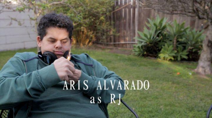 ARIS ALVARADO as RJ