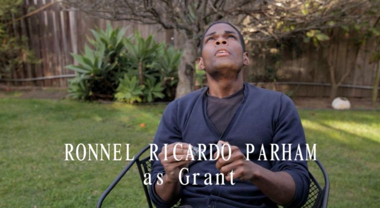 RONNEL RICARDO PARHAM as GRANT