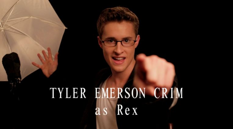 TYLER EMERSON CRIM as REX