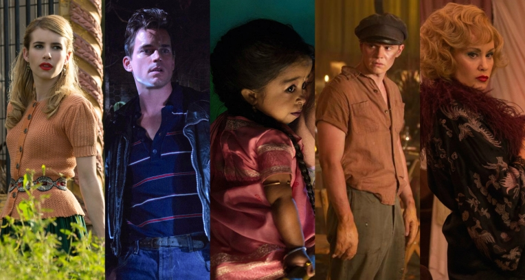 american-horror-story-freak-show-cast-matt-bomer-evan-peters-jessica-lange-emma-roberts-ma-petit