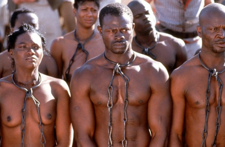 amistad-djimon-hounsou-shirtless-spielberg