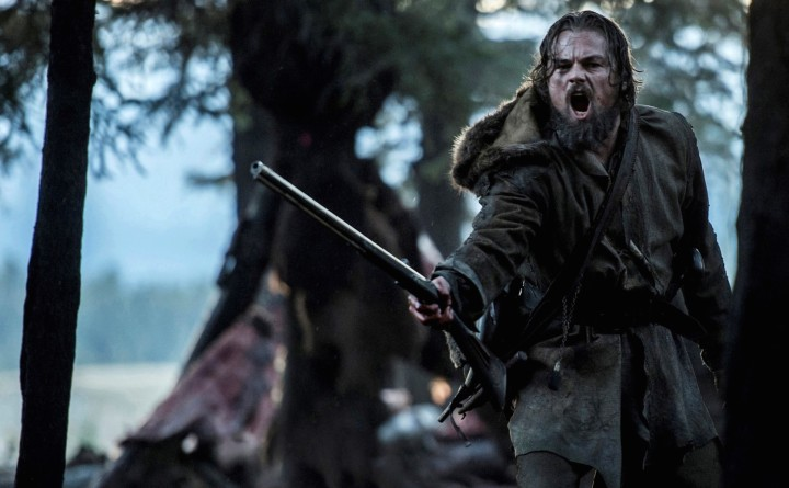 DF-02339R – Leonardo DiCaprio stars as legendary explorer Hugh Glass.