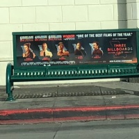 'Three Billboards' Poster's Awkward Attempt To Cover Up Controversy