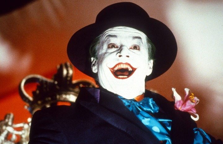 Batman (1989) Directed by Tim Burton Shown: Jack Nicholson (as The Joker)